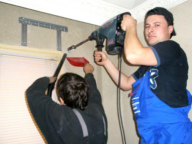 incarcare freon aer conditionat - reparatii frigidere, Montarea aparatelor de aer conditionat